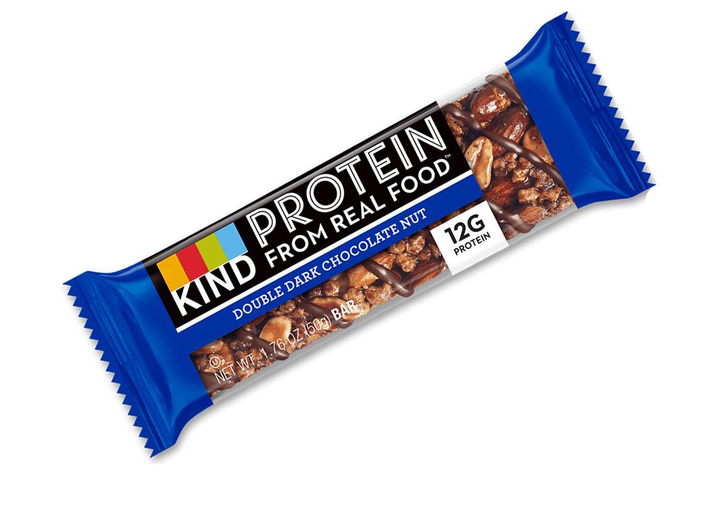 Kind protein dark chocolate bar