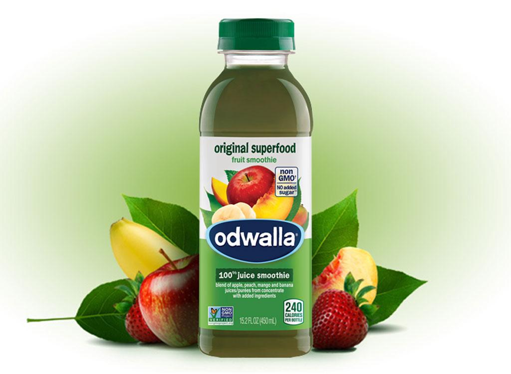 odwalla original superfood green smoothie