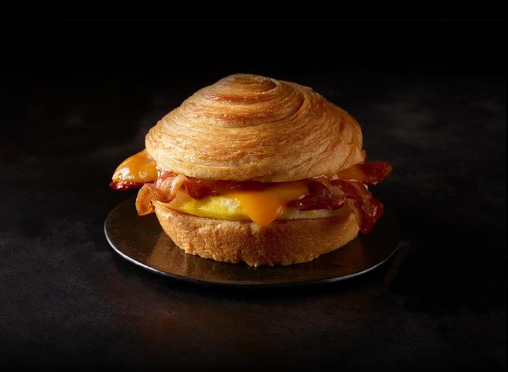 Starbucks bacon egg cheese