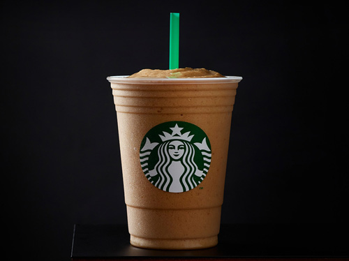 starbucks coffee frap