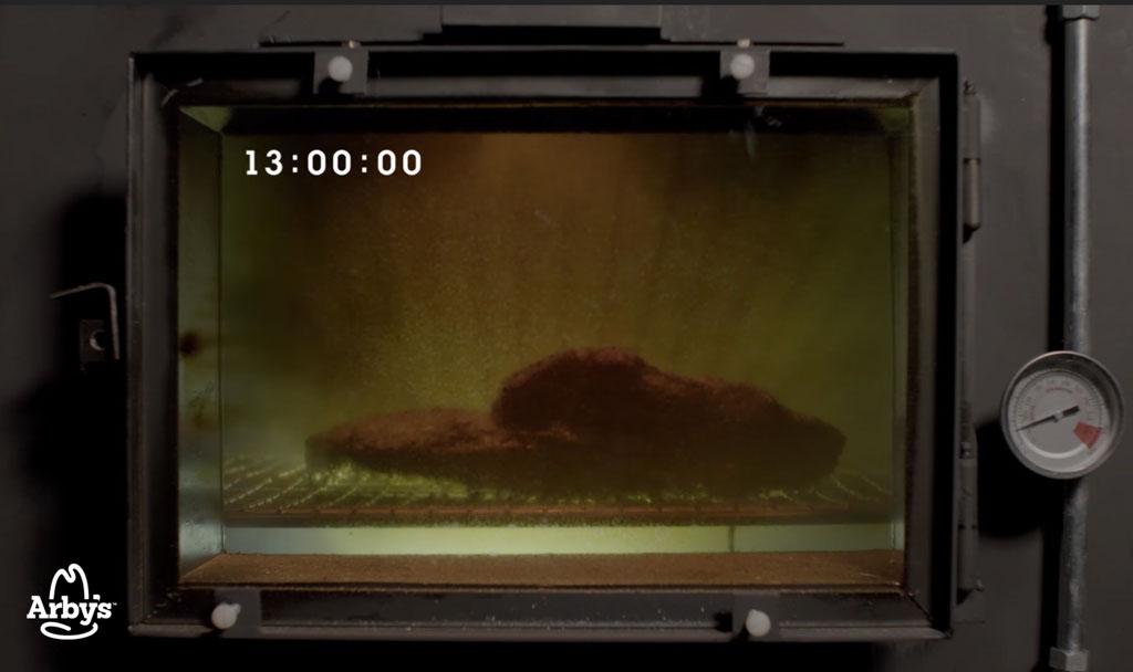 Arbys 13 hour commercial brisket