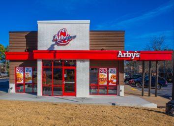 Arbys storefront