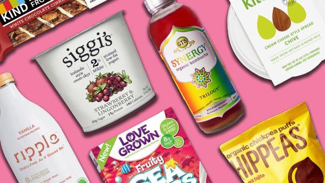 Healthy food brands