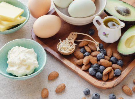 High fat keto foods eggs avocado