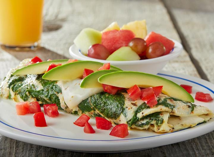 ihop omelet