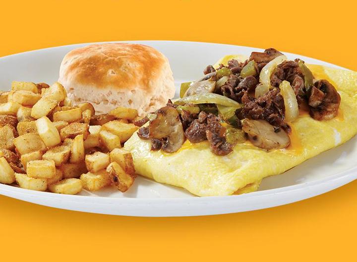 shoneys omelet