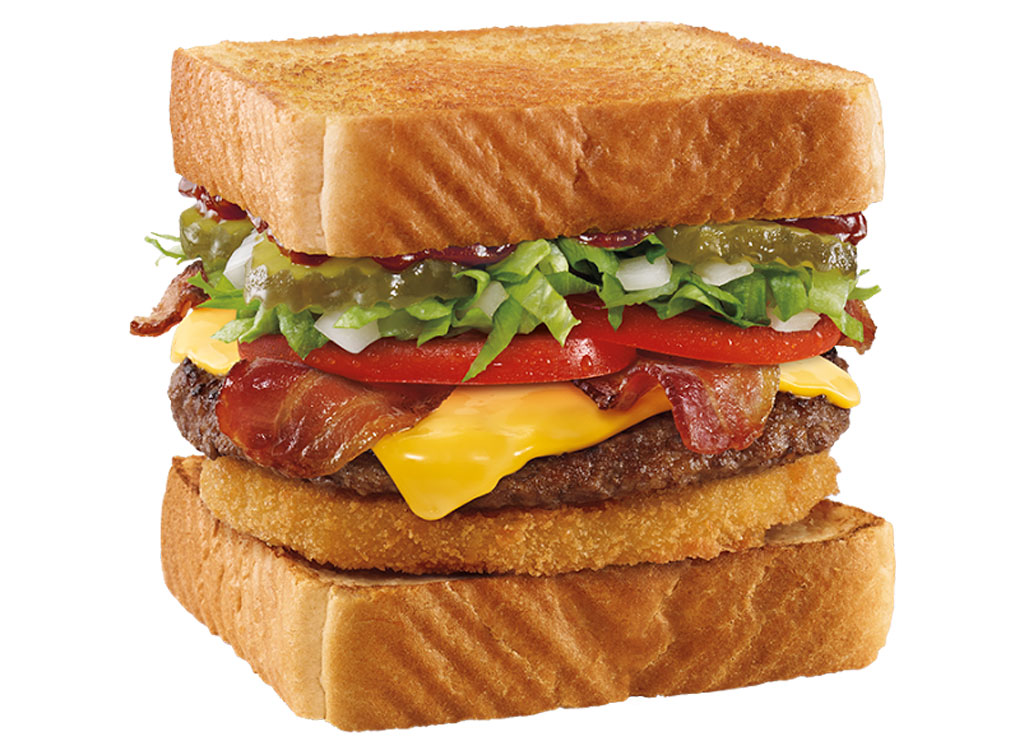 Sonic Bacon Cheeseburger Toaster
