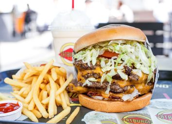 XXXL fatburger