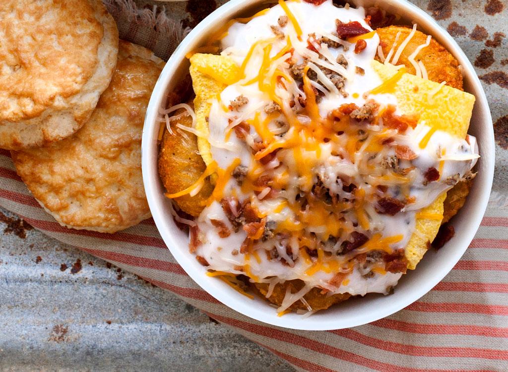 Bojangles bo-tato breakfast bowl