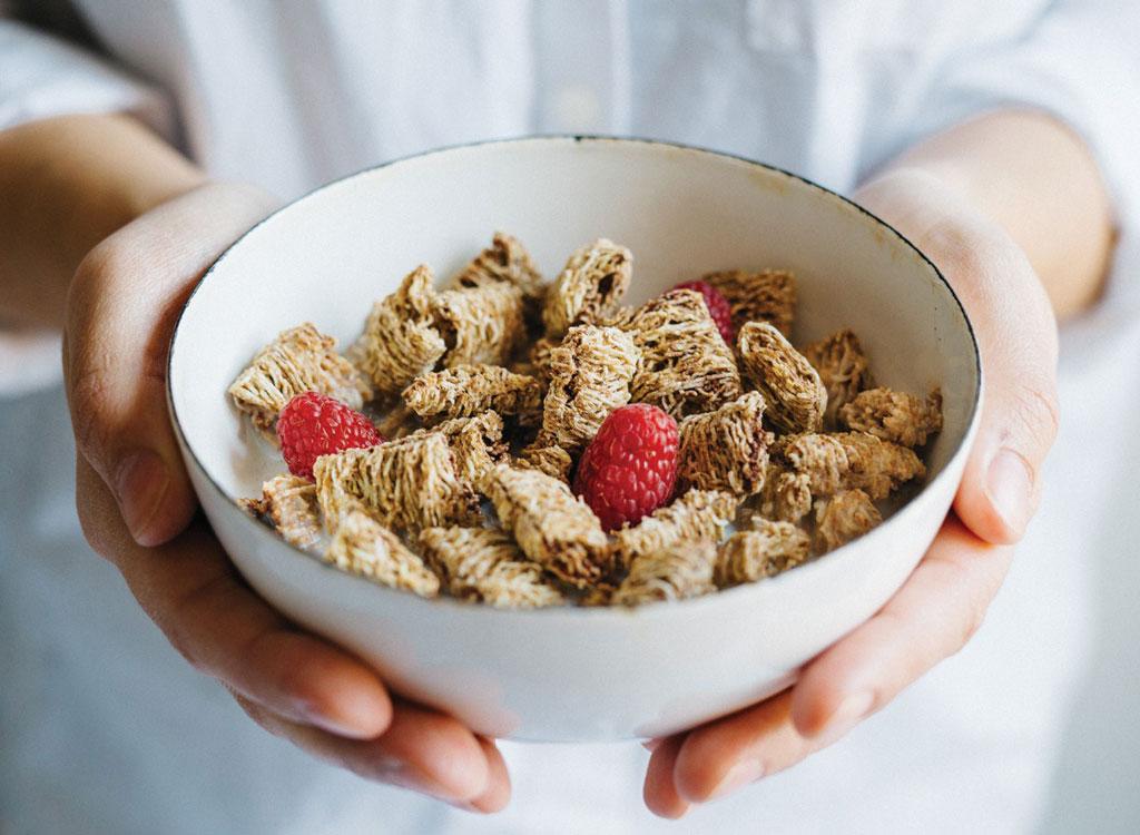 Kashi cereal certified transitional
