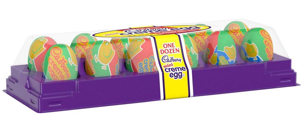 Cadbury creme egg mini