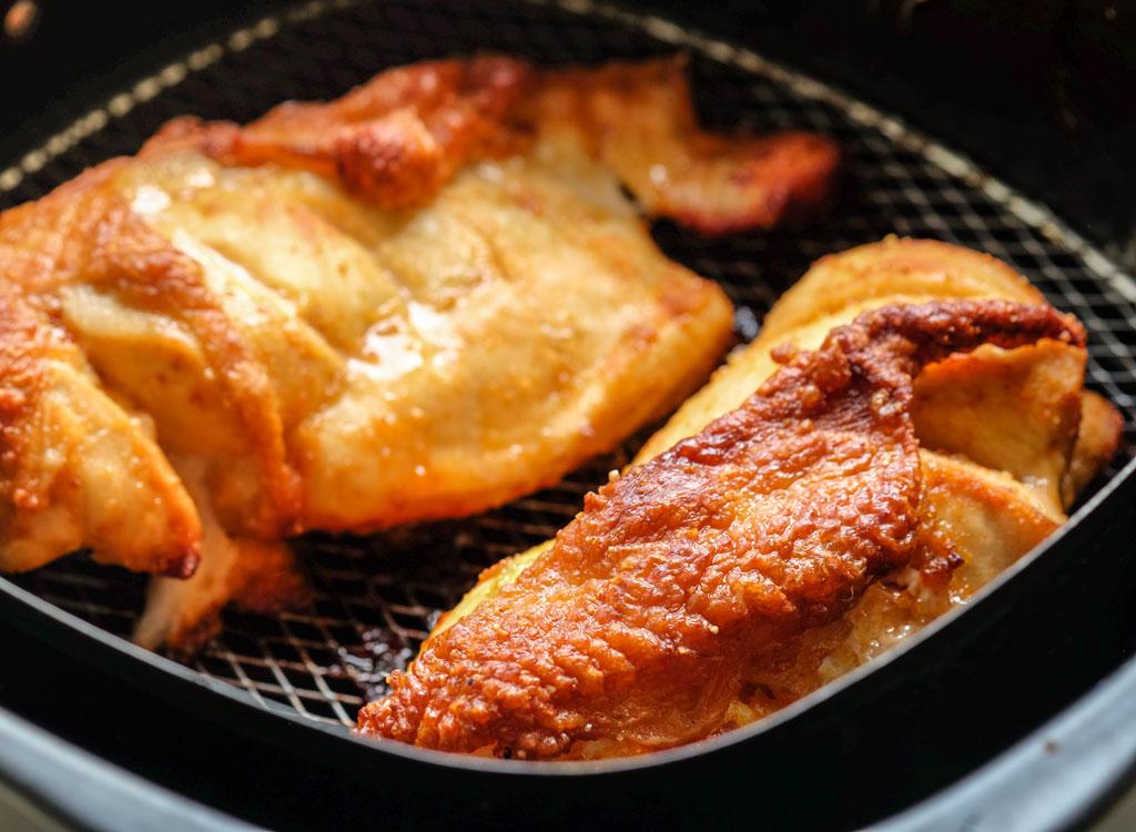 Chicken air fryer