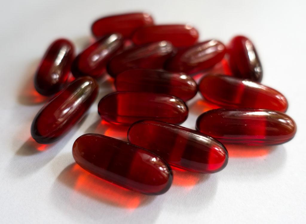 Choline pill