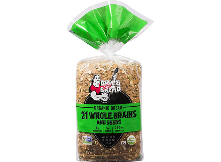 Daves killer bread 21 whole grains and seeds