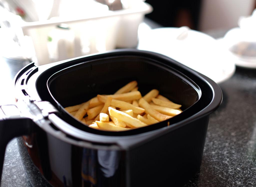 Fries air fryer