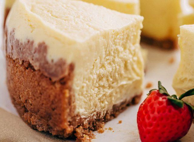 New york style cheesecake blogger