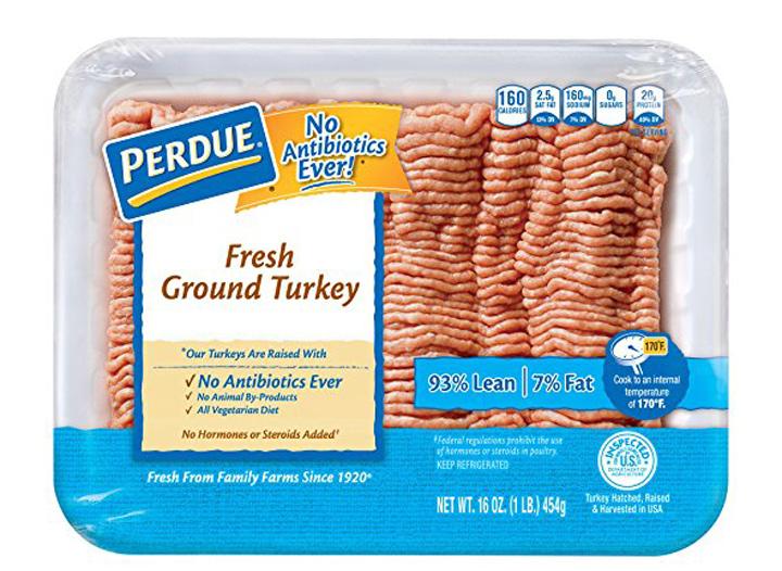 Perdue lean ground turkey