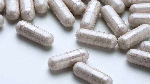 Probiotic pill supplement