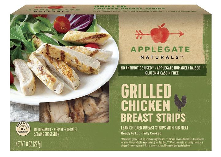 Applegate chicken strips
