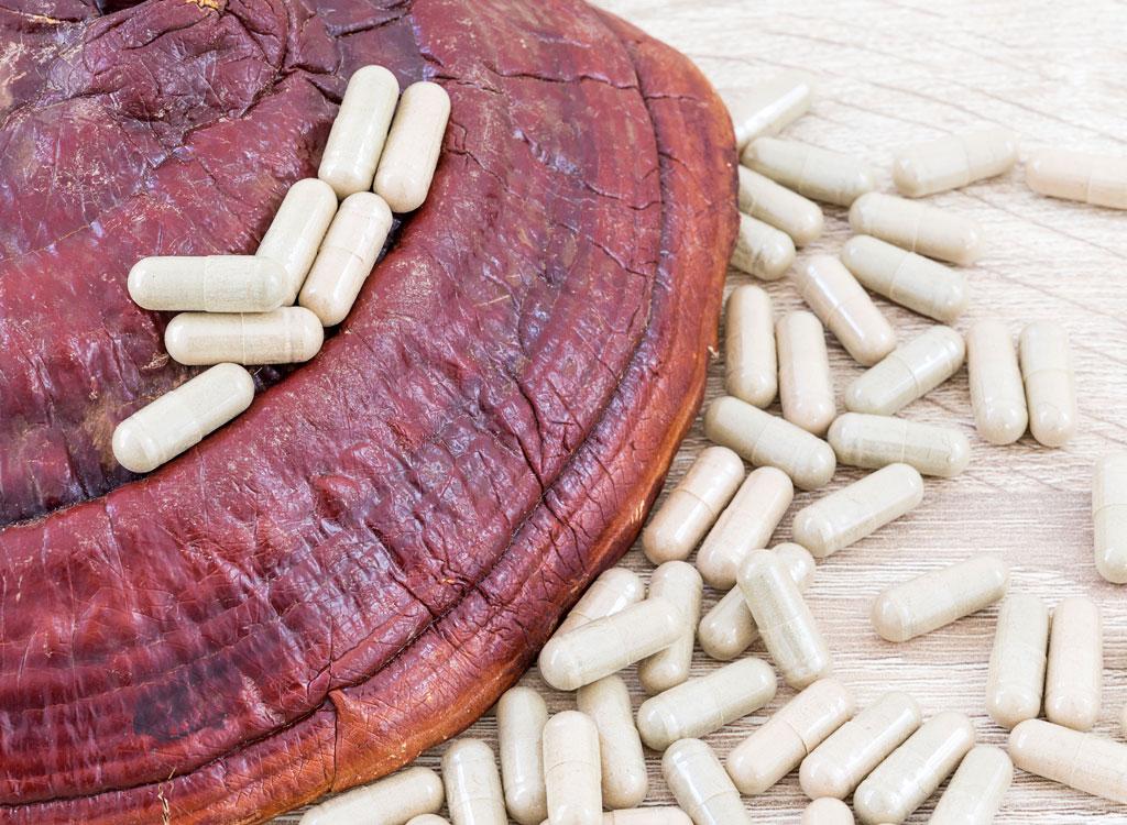 Beta glucans pill
