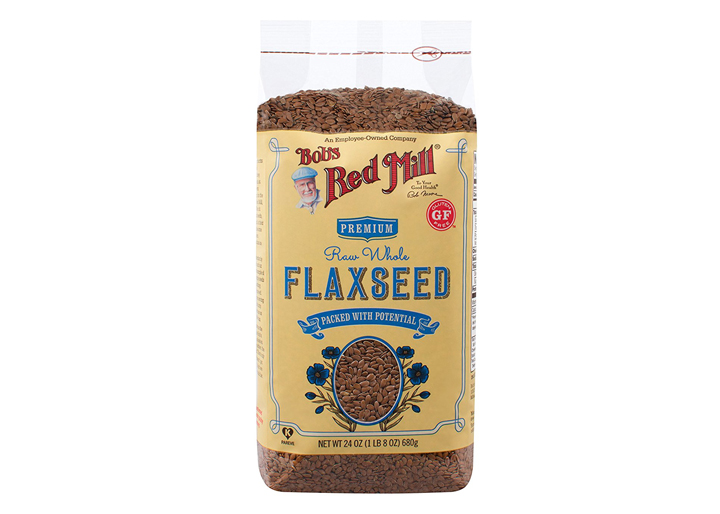 Bobs Red Mill whole flax seeds