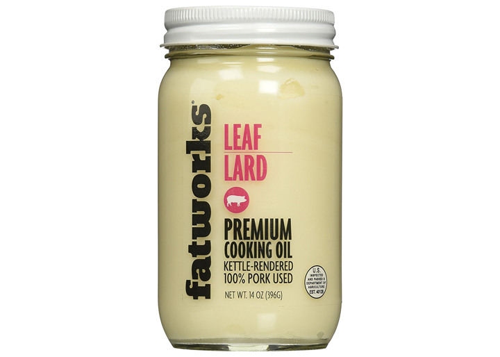 Fatworks leaf lard