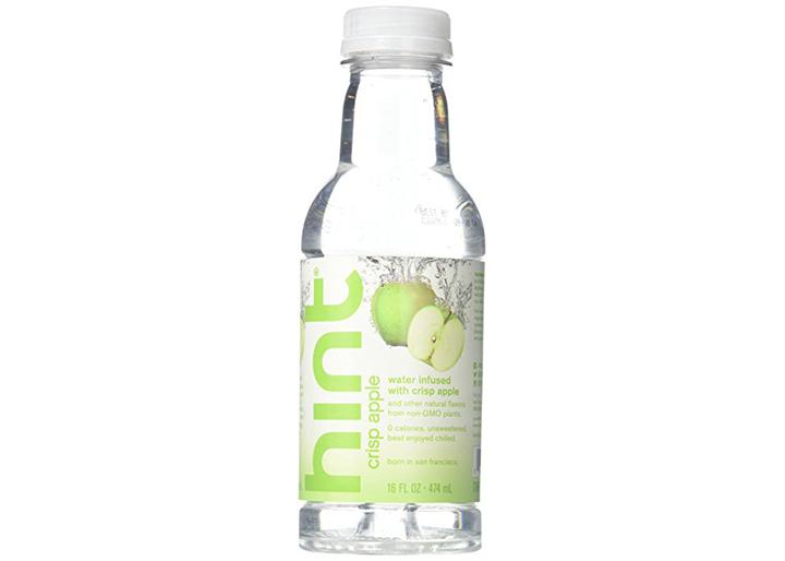 Hint apple water