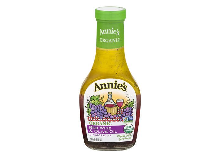 Annies red wine olive oil dressing