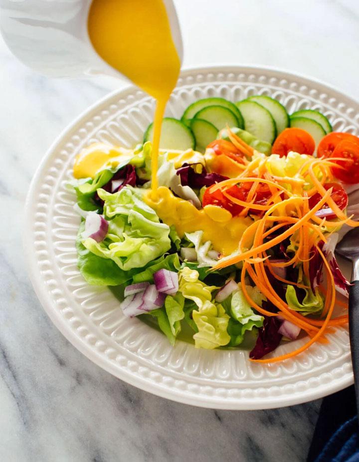 Carrot ginger dressing recipe