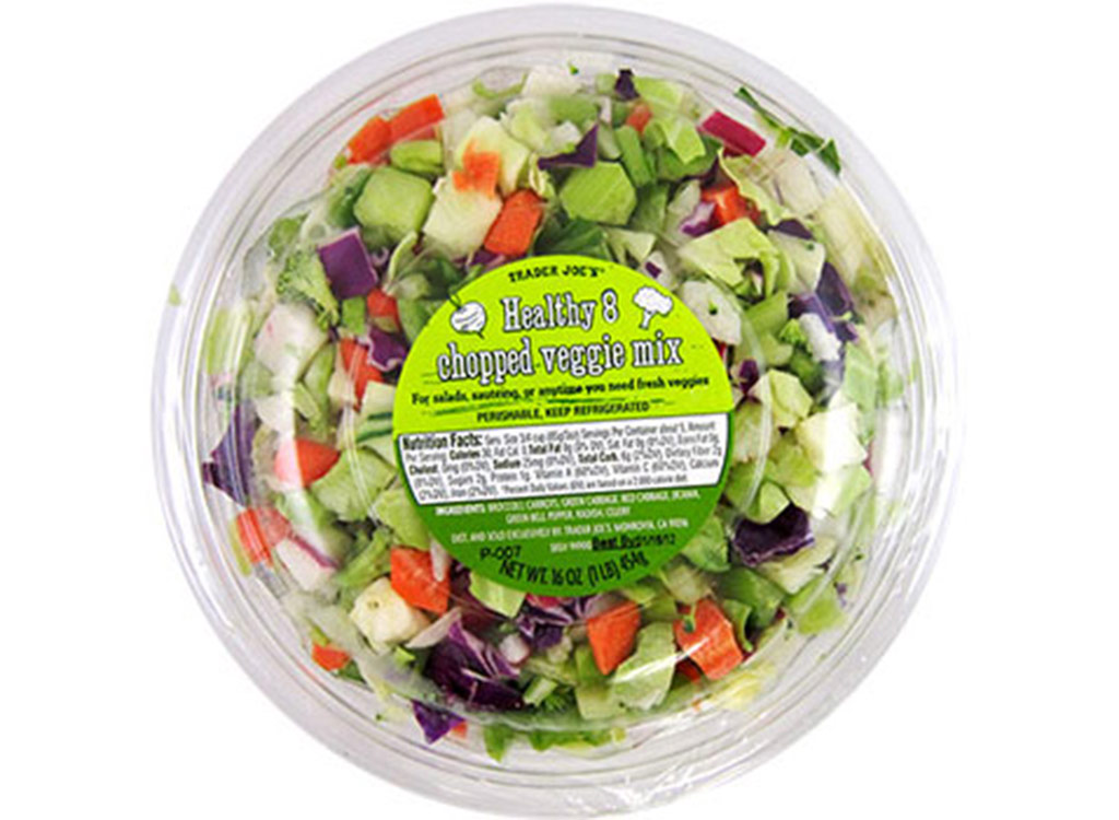 Trader joes Healthy chopped veggie mix