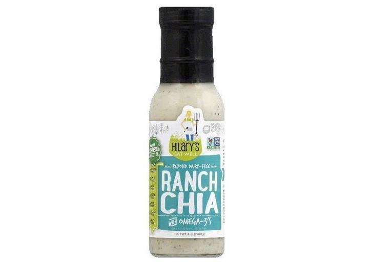 Hilarys chia ranch dressing
