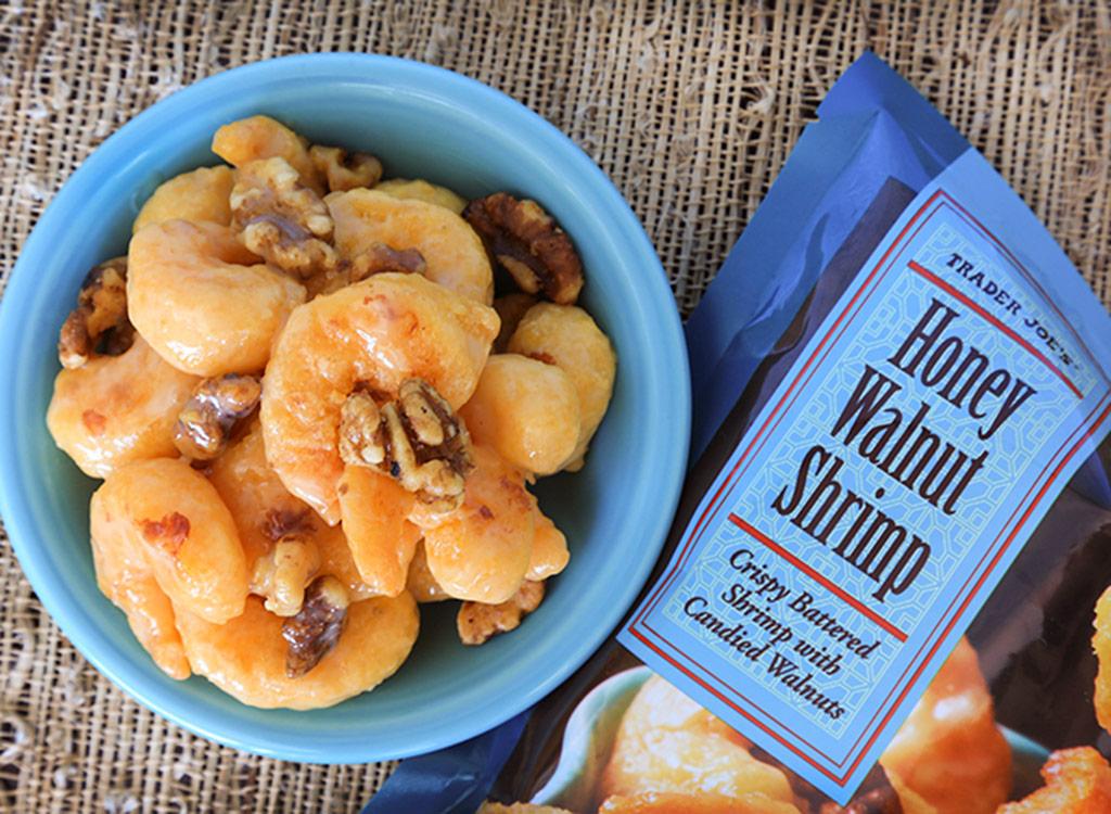 Trader joes Honey walnut shrimp