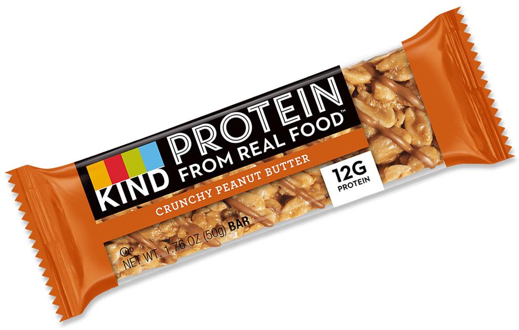 KIND Protein Crunchy Peanut Butter
