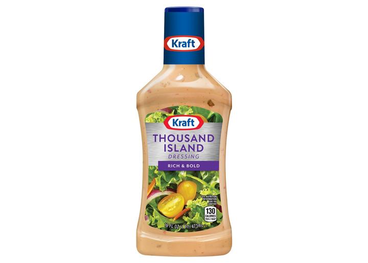 Kraft thousand island