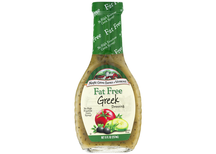 Maple grove fat free greek dressing