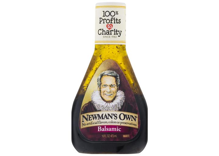 Newmans Own balsamic