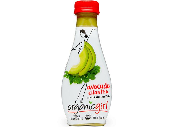 Organic Girl avocado cilantro dressing