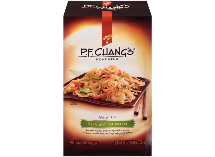 PF Changs shrimp lo mein