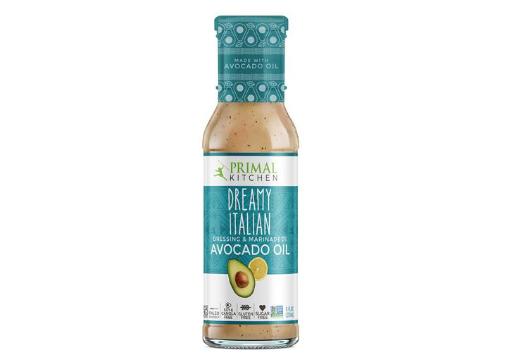 Primal Kitchen dreamy italian dressing