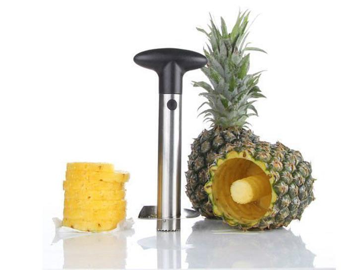 Super Z stainless steel pineapple decorer