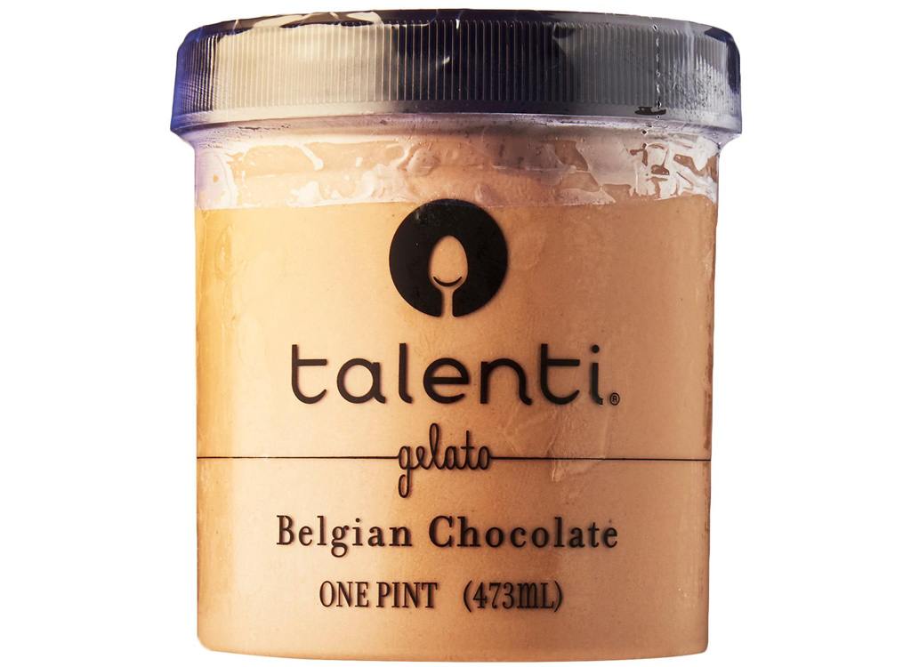 Talenti belgian chocolate