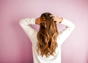 healthy hair women best foods
