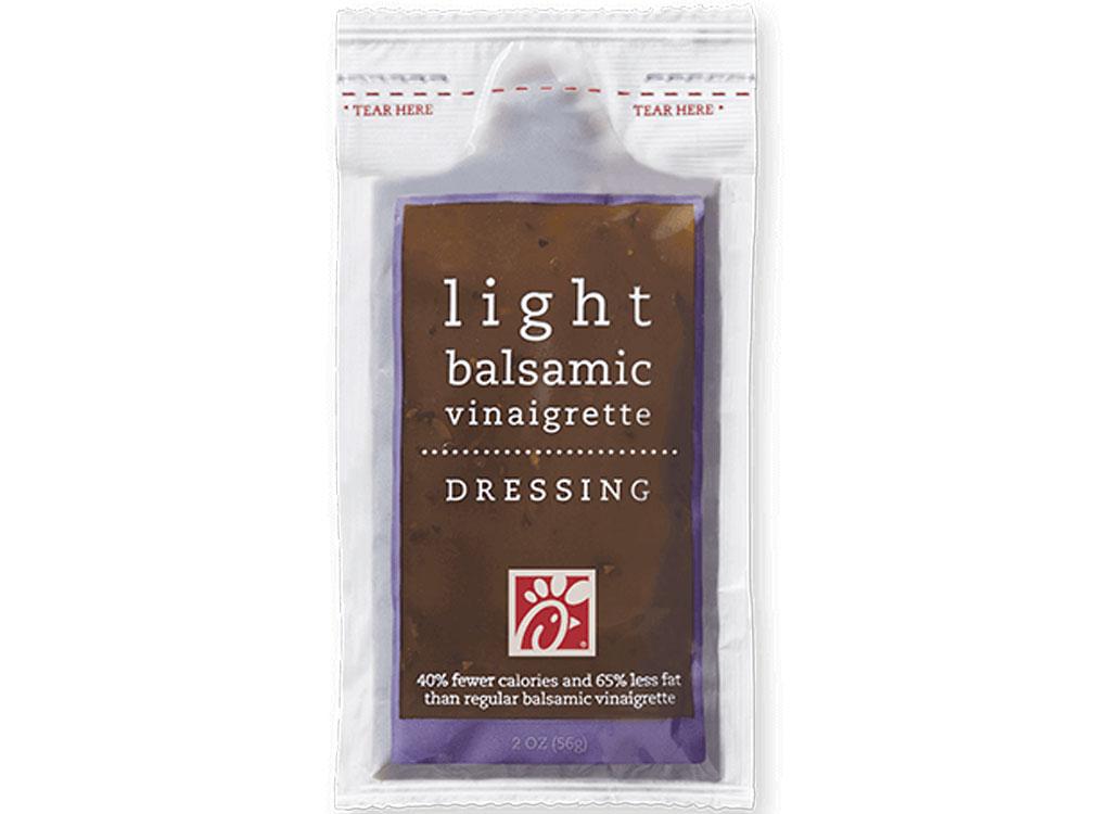 Chick fil a balsamic vinaigrette dressing