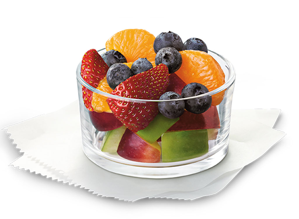Chick fil a fruit cup