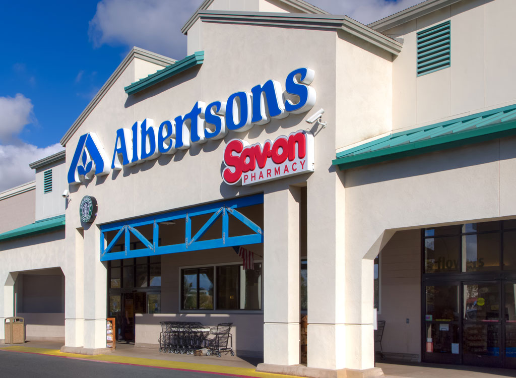Albertsons grocery store
