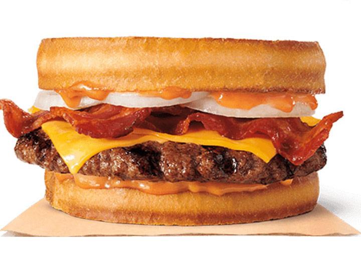 Burger king sourdough king single