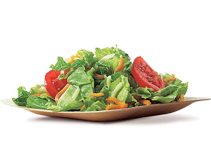 Burger king garden side salad