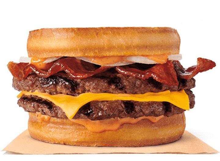 Burger king sourdough king