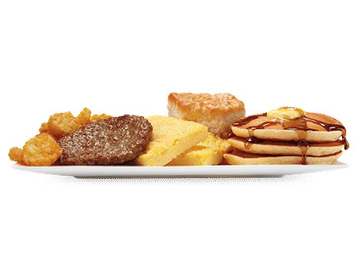 Burger king ultimate breakfast platter