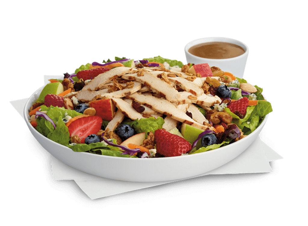 Chick fil a market salad